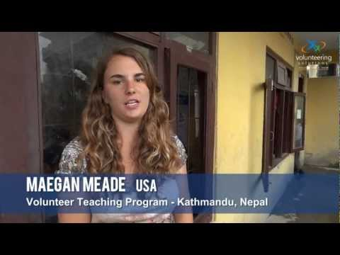 VOLSOL(volunteering solutions)Teaching English Nepal Review