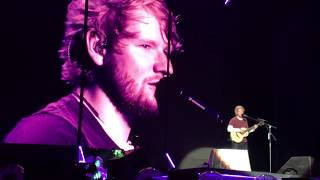 Ed Sheeran Give Me Love Chicago 4 Oct 2018