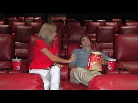 AMC Theater Upgrades