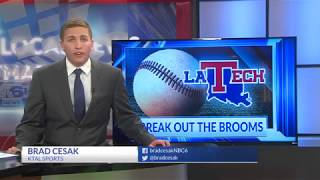Brad Cesak Channels Biggie Smalls in LA Tech Highlights