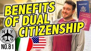 Benefits of Dual Citizenship