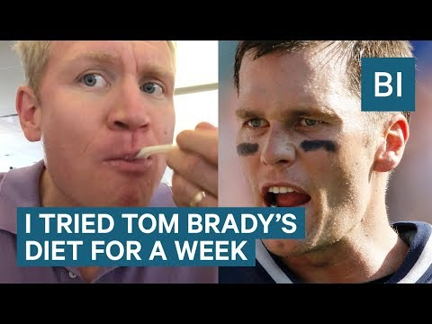 Thumbnail: I Tried The Tom Brady Diet And Nutrition Plan