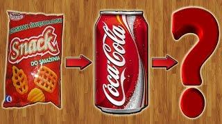 Что будет, если сварить Хворост в Coca-Cola???