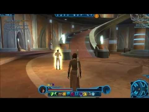 Star Wars The Old Republic Capture Test