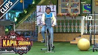Chappu Ka Naya Gym -The Kapil Sharma Show-Episode 37 -27th August 2016