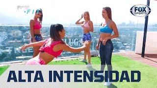 FOX Fit con Lucila Vit: Entrenamiento de intérvalo de alta intensidad