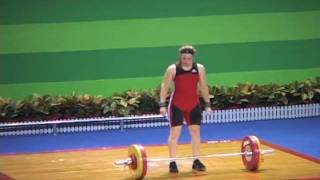 Team Canada Weightlifting - Wins Bronze - 2011 Summer Universiade