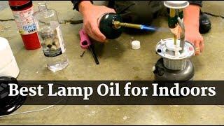 Best Lamp Oil for Indoors - Top Lantern Oil