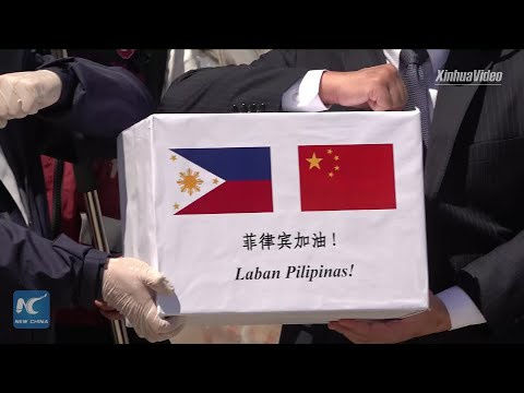 China's medical expert team arrives in Philippines to help fight COVID-19