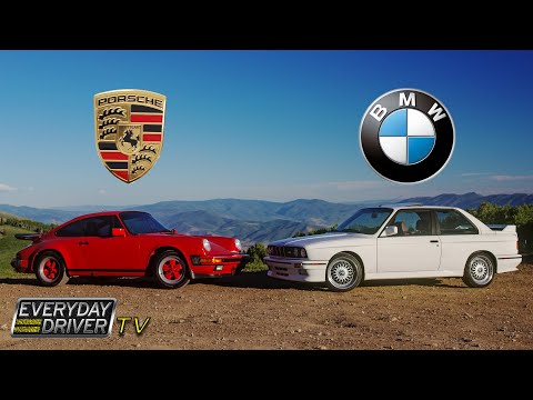 Legends: E30 M3 vs G50 Carrera 3.2 911 | Everyday Driver | T
