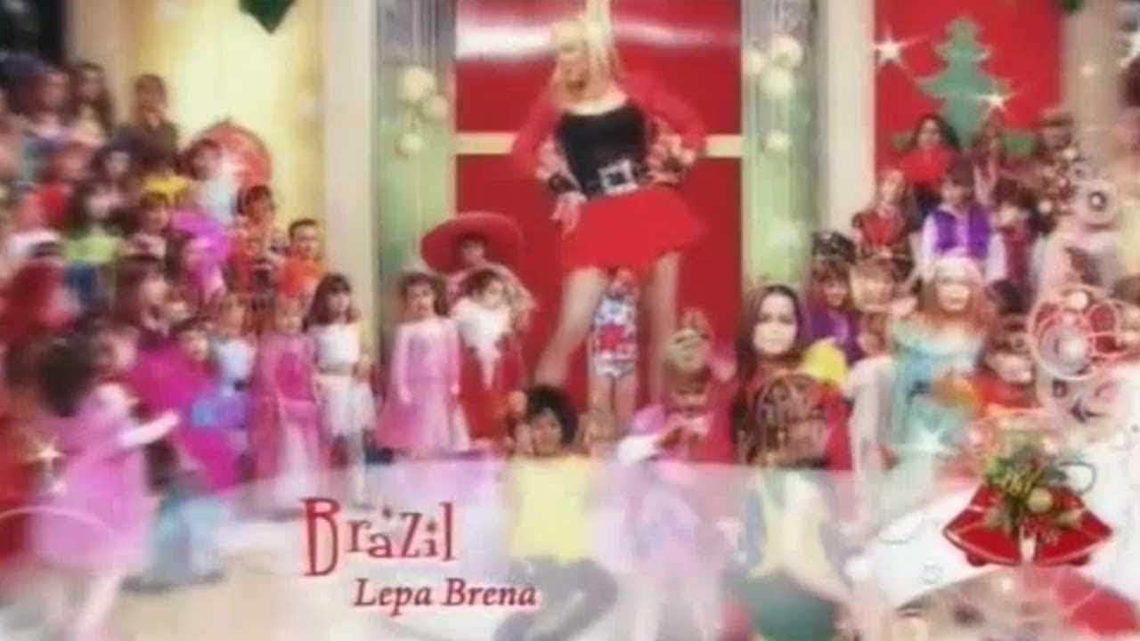 Lepa Brena & Hor Carolija - Brazil - (Tv Pink 2007)