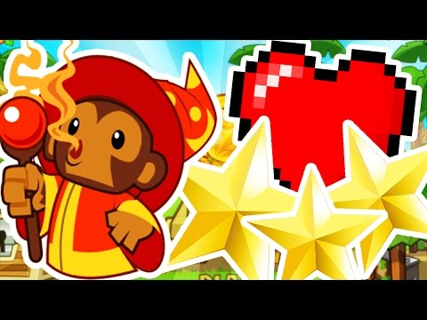 BLOONS TOWER DEFENSE 5 - EXTREMELY HARD DAILY CHALLENGES
