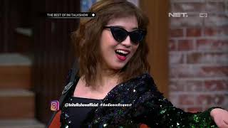 The Best of Ini Talkshow -Haruka Diajarin Jadi Penyanyi Dangdut Sama Cita Citata