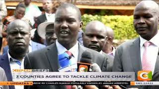 NOREB counties agree to tackle climate change