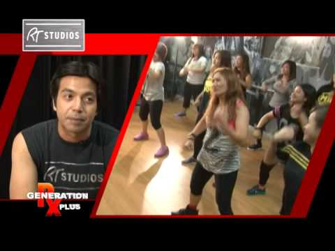 GENERATION RX PLUS- ZUMBA (Part 3)- BEAUTY & WELLNESS