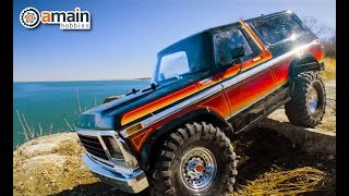 Video What's New: Traxxas TRX-4 '79 Ford Bronco Ranger XLT download MP3, 3GP, MP4, WEBM, AVI, FLV April 2018