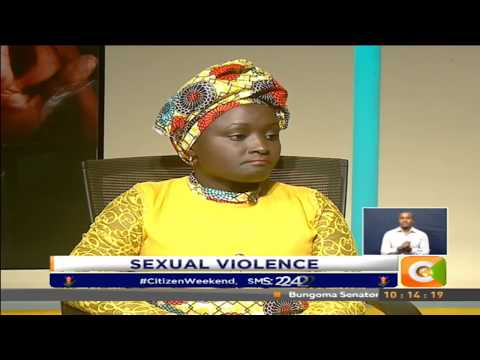 Citizen Weekend | Sexual Violence #CitizenWeekend