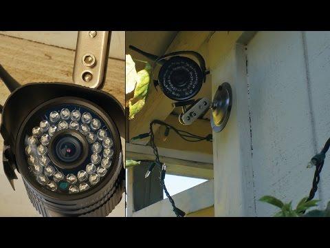 Jennov 4 CH HD Wireless NVR Kit Security Camera Review