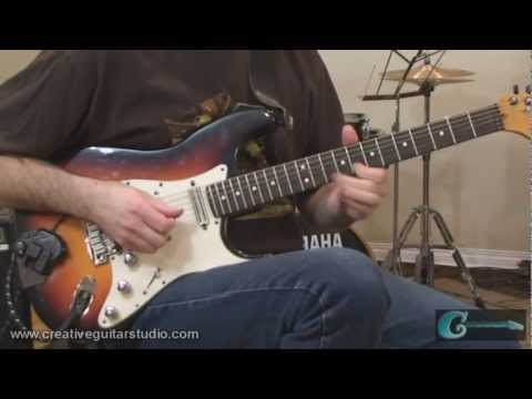 GUITAR THEORY: Ultra-Modern Blues Lines