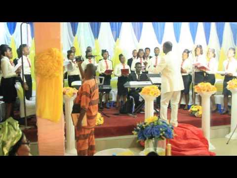 OBURU NA JEHOVA EWUGHI ULO. CONTD  SI AMEN TONU JAH.  ALLELUJAH CH