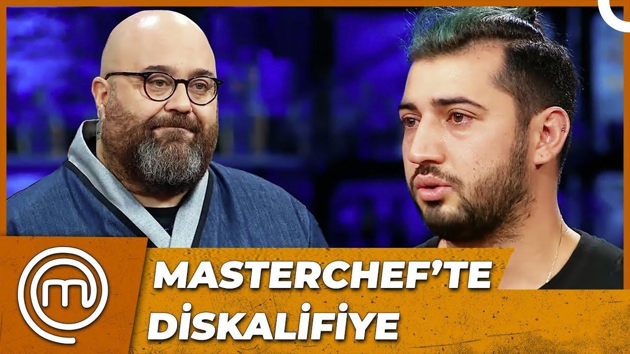 Uğur Yılmaz Deniz MasterChef'ten Diskalifiye Edildi | MasterChef Türkiye 110. Bölüm