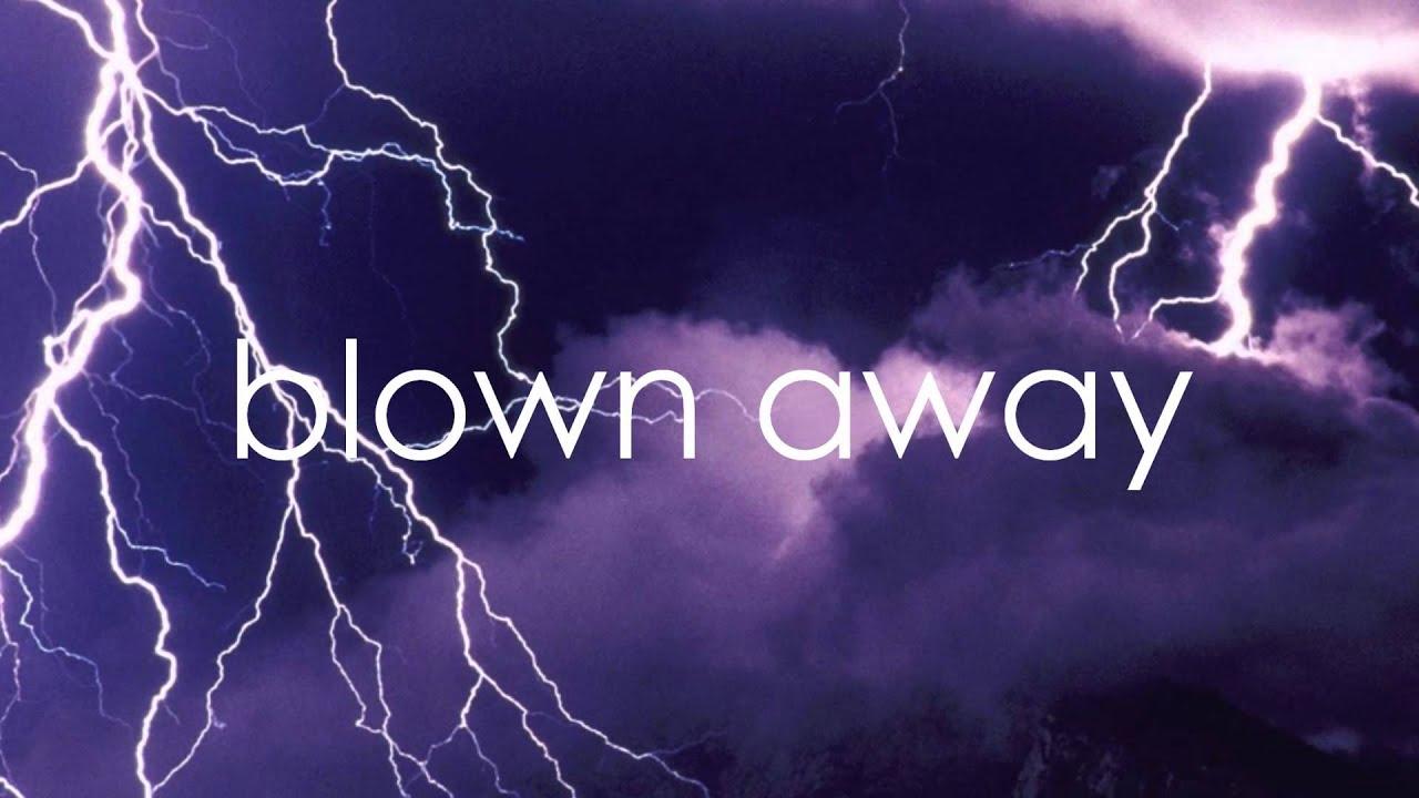 Download Blown Away Carrie Underwood (Lyrics On Screen)