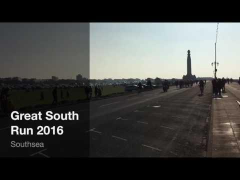 Great South Run 2016