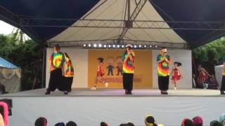 武山中学校 開国祭2016