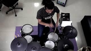 หิน เหล็ก ไฟ - ศรัทธา  (Electric Drum cover by Neung)