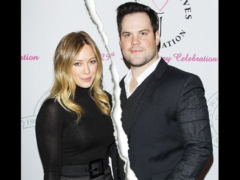 Hilary Duff Files For Divorce From Estranged Husband Mike Comrie After Hockey Pro Has Alleged Drunk