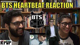 BTS (방탄소년단) HEARTBEAT (BTS WORLD OST)' MV REACTION