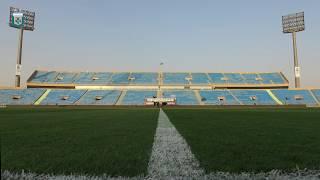 Stadium Prince Faisal Bin Fahad - Argentina vs Irak