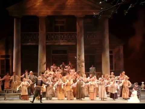 Tchaikovsky 'Eugene Onegin' Waltz - Stokowski conducts