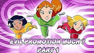 Totally Spies! Season 3 - Episode 24 (Evil Promotion Much?, Part 1)