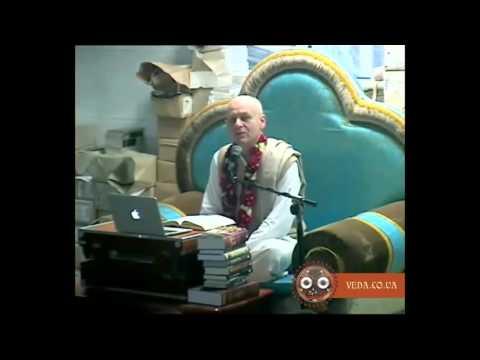 Шримад Бхагаватам 1.7.4 - Ачьюта Прия прабху