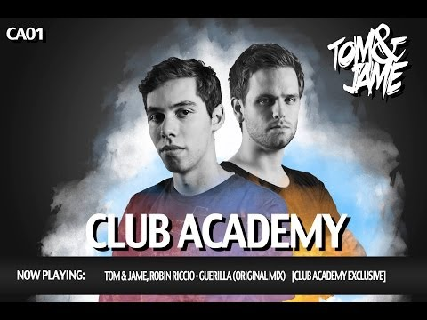 Tom & Jame Club Academy #001