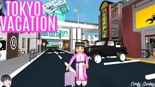 TOKYO VACATION II Roblox Bloxburg