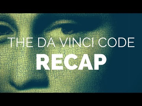 THE DA VINCI CODE || Story in 2 Minutes