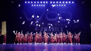 World of Dance Philippines 2018: Nitrous Image Crew