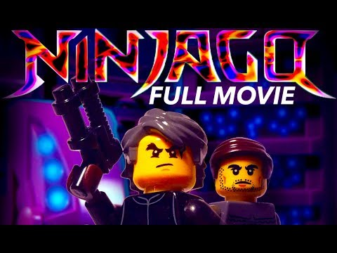 LEGO Ninjago Movie 5 - The Future Is Now! - FULL MOVIE, PART 1 & 2