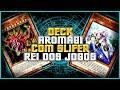 Deck AROMÁGI com SLIFER (REI DOS JOGOS)! | Yu-Gi-Oh! Duel Links #445 |