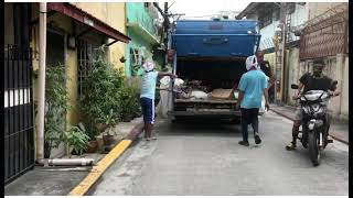 The Garbage Collectors in Our Baranggay