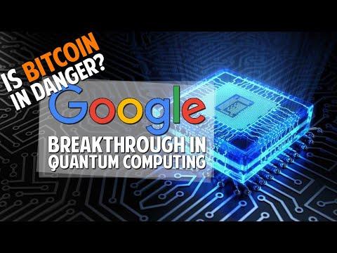 Quantum Computing  - Is Bitcoin In Danger?