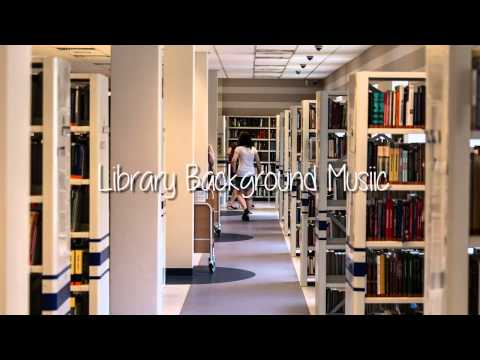 Library Ambience (CC BY 4.0)