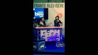 Direct live France Bleu Isère - 09/11/18 Yael Mendel & Eric Francavilla