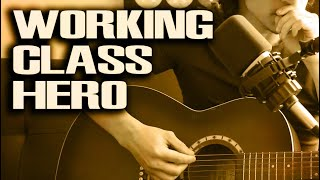 """Working Class Hero"" - Chris Ray Gun Cover"