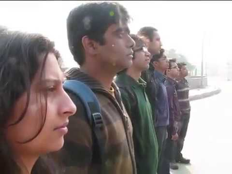 Live Your Dream, Live Your Passion, Live Your Campus (Movie on IIM Lucknow campus life)