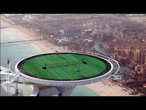 Top 10 Most Amazing Things Only Seen in Dubai  YouTube