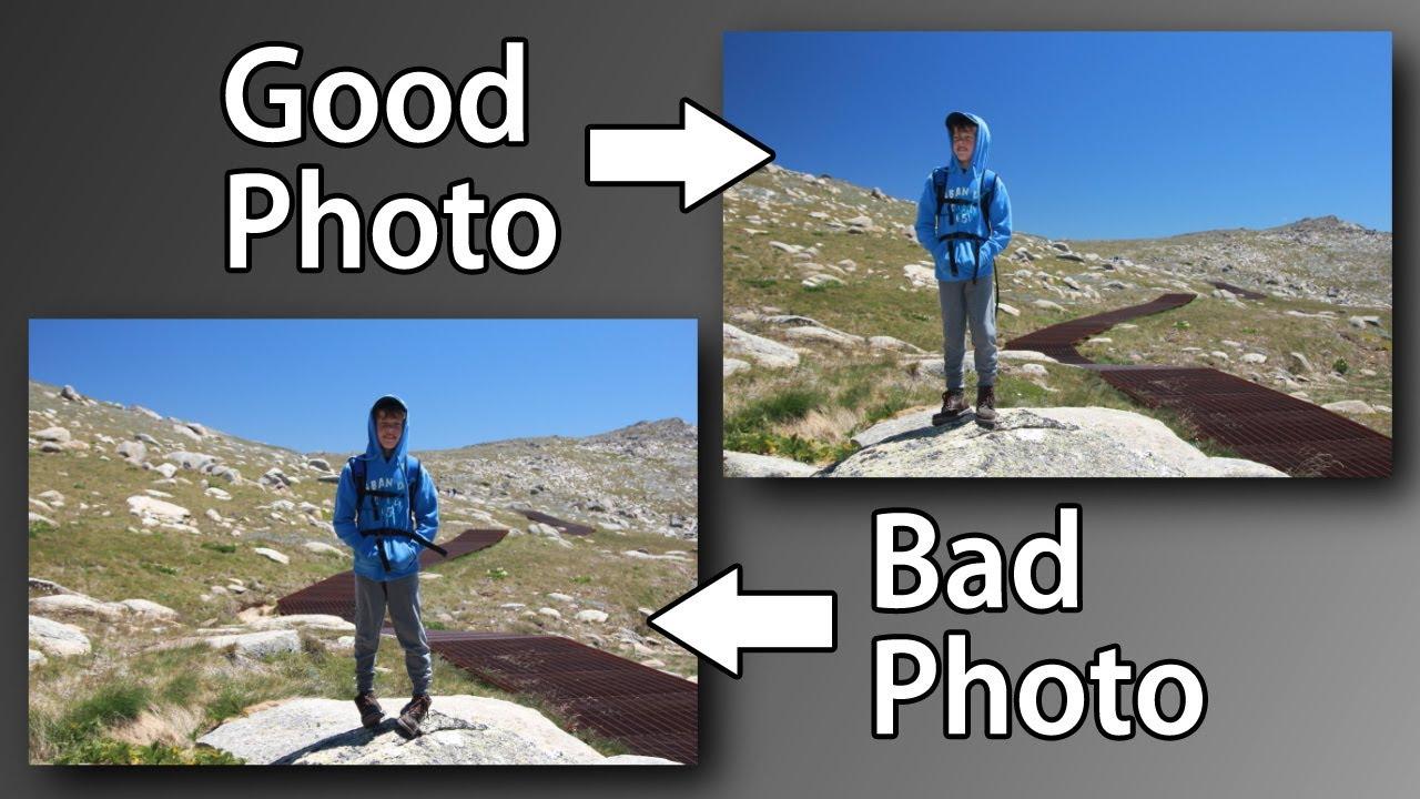 Travel Portrait Photo Tips  Composition  YouTube