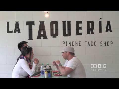 La Taqueria a Taco Shop in North Vancouver serving Tacos and Quesadilla